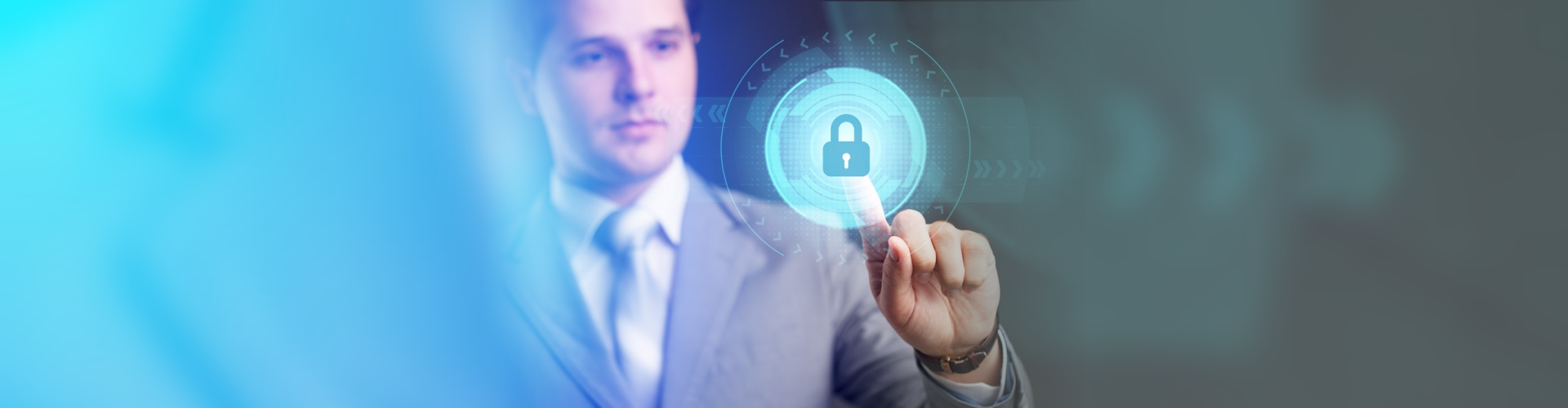 cybersecurity and protection concept