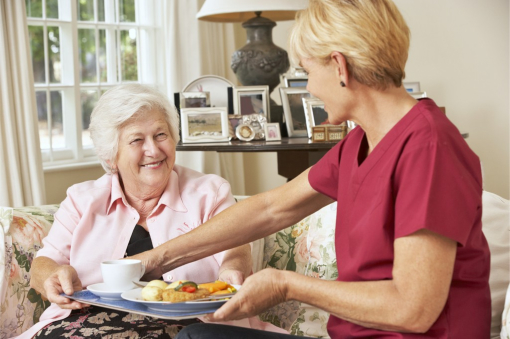Preventing and Detecting Malnutrition in Seniors